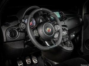 Fiat F595 Abarth 2022