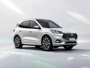 Ford Escape PHEV 2022