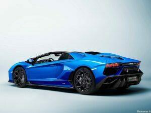 Lamborghini Aventador LP780-4 Ultimae Roadster 2022