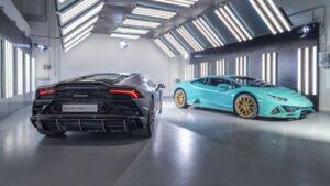 Lamborghini Huracan Evo Mexicaine 2021
