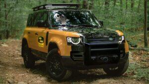 Land Rover Defender Trophy Edition 2022