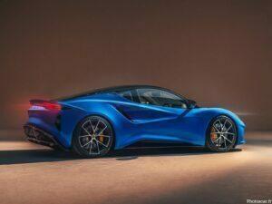 Lotus Emira 2023