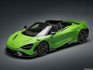 McLaren 765LT Spider 2022