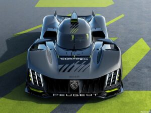 Peugeot 9X8 2022