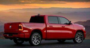 RAM 1500 GT Laramie 2022
