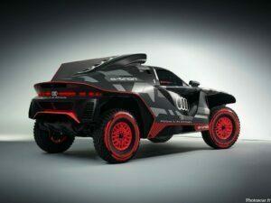 Rallye Dakar Audi RS Q e-tron 2022