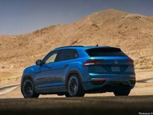 Volkswagen Atlas Cross Sport GT Concept 2021