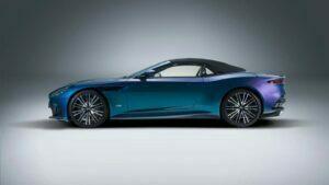 Aston Martin DBS Superleggera V12 Volante by Q 2022
