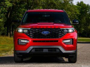 Ford Explorer ST-Line 2022