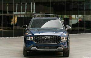 Hyundai Santa Fe XRT 2022