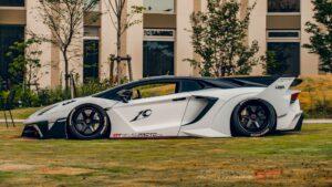 LB-Works Aventador GT Evo 2021