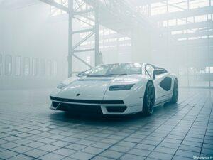 Lamborghini Countach LPI 800-4 2022