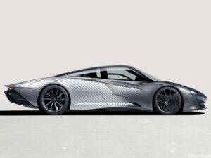 McLaren Speedtail Albert MSO 2021