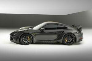 Porsche 992 Stinger GTR Carbon Edition 2021