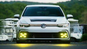 Volkswagen Golf GTI BBS Concept 2022