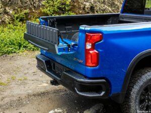 Chevrolet Silverado ZR2 2022