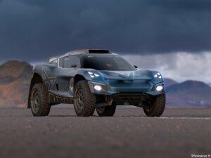 Cupra Tavascan Extreme E Concept 2021
