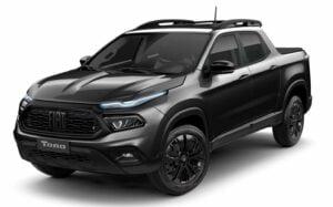 Fiat Toro Édition Chrome 2022