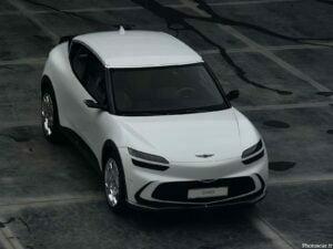 Genesis GV60 2022
