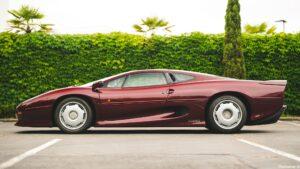 Jaguar XJ220 1993