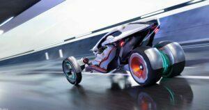 Roewe R RYZR Concept 2021