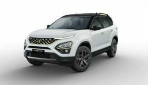 Tata Safari Gold Edition 2021