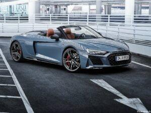 Audi R8 V10 Performance RWD Spyder 2022