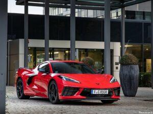 Chevrolet Corvette Stingray Version EU 2021