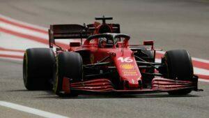 Ferrari SF21 Formule 1