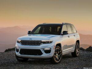 Jeep Grand Cherokee 4xe 2022