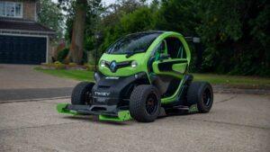 Renault Twizy Oakley Design 2021